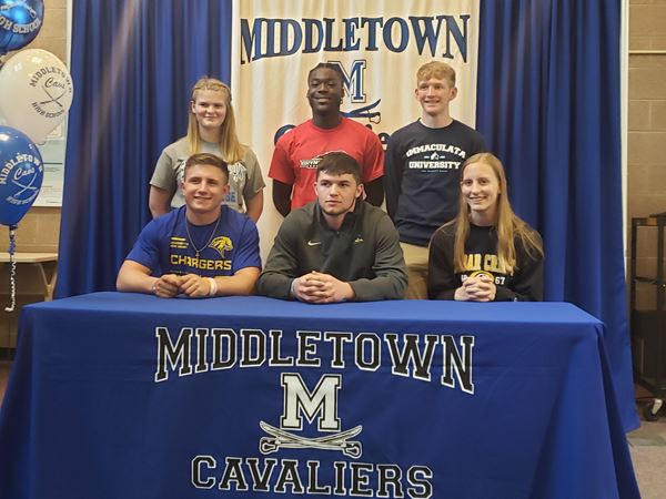 Middletown - Cavaliers-Sports